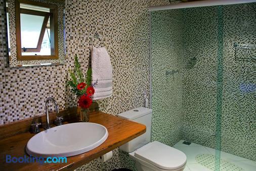 Pousada Vista Bonita - Visconde de Maua - Bathroom
