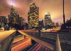 ロウズ ハリウッド ホテル - ロサンゼルス - 屋外の景色