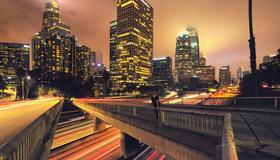 Loews Hollywood Hotel - Лос-Анджелес - Вид снаружи