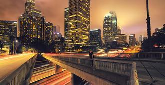 洛伊斯好萊塢酒店 - 洛杉磯 - 室外景