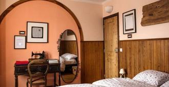 Sintra Small Hostel - Sintra - Bedroom
