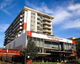 Toowoomba Central Plaza Apartment Hotel - Тувумба - Будівля