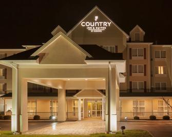 Country Inn & Suites by Radisson Princeton, WV - Princeton - Edificio
