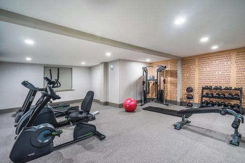 La Quinta Inn & Suites by Wyndham Chattanooga-Hamilton Place - Chattanooga - Gym
