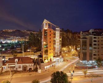 Casa Grande Suites - La Paz - Building