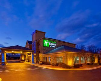 Holiday Inn Express Hotel & Suites Sunbury - Columbus Area - Sunbury - Building