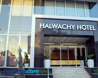 Hotel Halwachy - Sulaimaniya - Gebouw