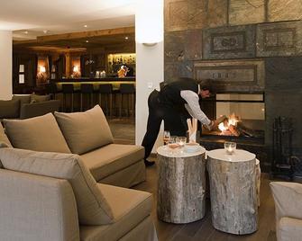 Adula Hotel - Flims - Bar