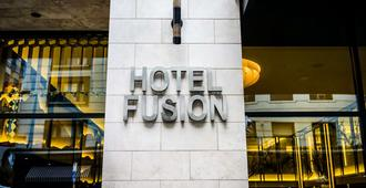 Hotel Fusion, a C-Two Hotel - San Francisco - Building