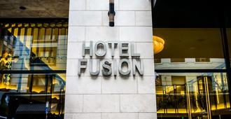 Hotel Fusion, a C-Two Hotel - San Francisco - Edificio