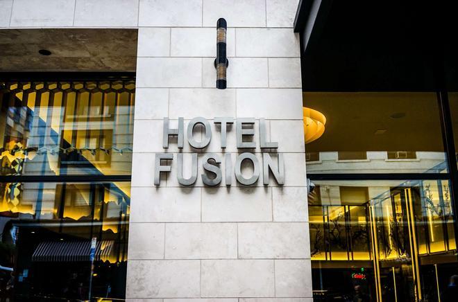 Hotel Fusion, a C-Two Hotel - San Francisco - Rakennus