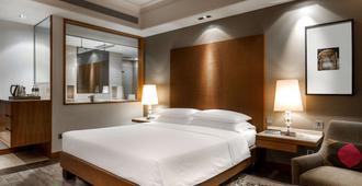 Hyatt Ahmedabad - Ahmedabad - Bedroom