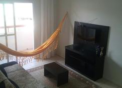 Apartment In The Brazilian Caribbean - Maceió - Living room
