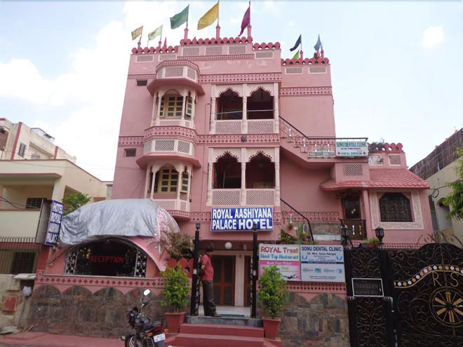 Royal Aashiyana Palace Hotel - Jaipur - Building