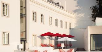 Memmo Alfama - Lissabon - Gebäude