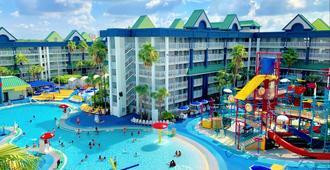 Holiday Inn Resort Orlando Suites - Waterpark - Orlando - Edifício