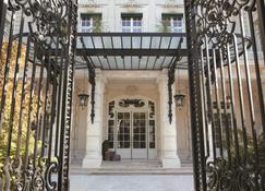 Shangri-La Hotel Paris - Paris - Building