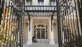 Shangri-La Hotel Paris - Pariisi - Rakennus