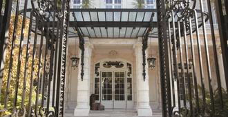 Shangri-La Hotel, Paris - Pariisi - Rakennus