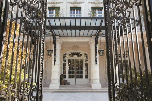香格里拉大巴黎飯店 - 巴黎 - 建築