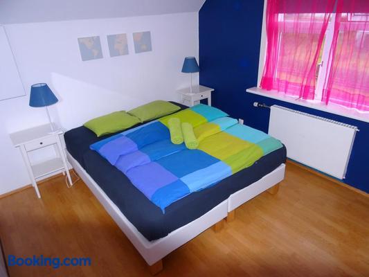 Grundarfjördur Hostel - Grundarfjordur - Bedroom