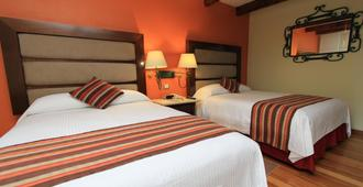 Hotel Villa Mercedes - San Cristóbal de las Casas - Phòng ngủ