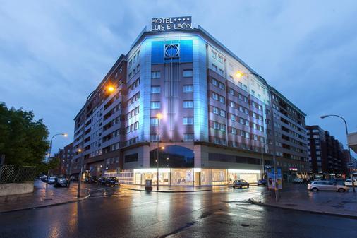 Hotel Silken Luis De León - Λεόν - Κτίριο