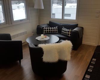 Sikfors Konferens & Fritidsby - Vargbacken - Sala de estar