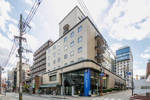 Hotel Mystays Kagoshima Tenmonkan - Kagoshima - Edificio