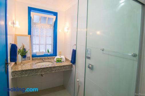 Pousada Villa del Rey - Paraty - Phòng tắm