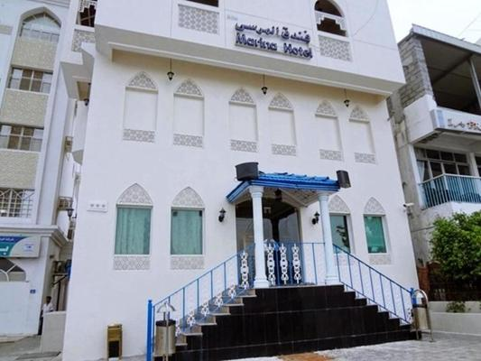 Marina Hotel - Muscat - Building