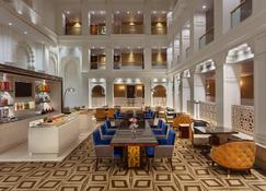 Sheraton Grand Pune Bund Garden Hotel - Pune - Restaurant