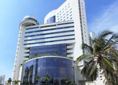 Hotel Almirante Cartagena Colombia - Cartagena - Building