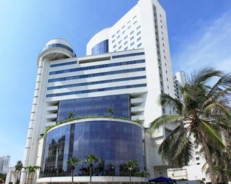 Hotel Almirante Cartagena Colombia - Cartagena de Indias - Edificio