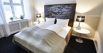Hotel Ferdinand - אורהוס - חדר שינה
