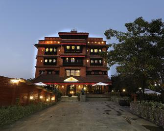 Heritage 酒店 - 巴克塔普爾 - 巴克塔普爾 - 建築