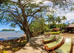 Matava Eco Adventure Resort - Kadavu Island - Vista exterior