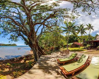 Matava Resort - Kadavu Island - Outdoors view