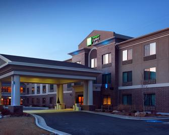 Holiday Inn Express & Suites Salt Lake City West Valley - West Valley City - Edificio