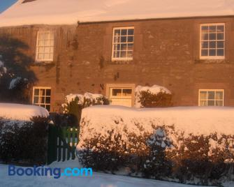 The Old School House Mordington - Berwick-upon-Tweed - Gebouw