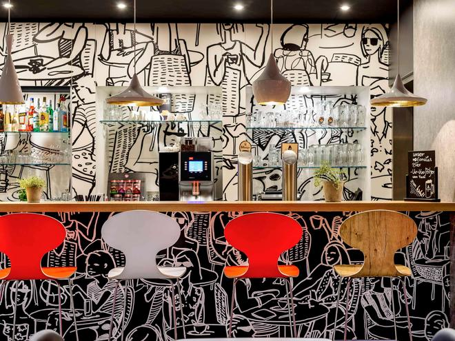 ibis Leipzig City - Leipzig - Bar