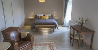 Manoir de Penn Lann - Paimpol - Habitación