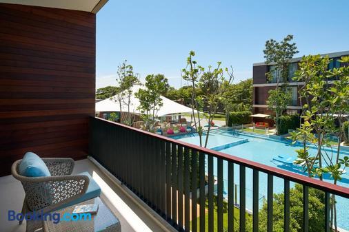 SO Sofitel Hua Hin - Cha-am - Balcony
