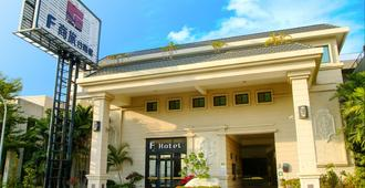 F Hotel Tainan - Tainan - Building