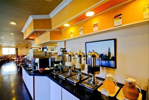 F Hotel Tainan - Tainan - Buffet