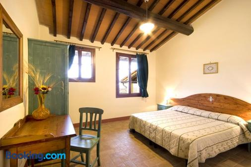 Belmonte Vacanze - Montaione - Bedroom