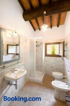 Belmonte Vacanze - Montaione - Bathroom