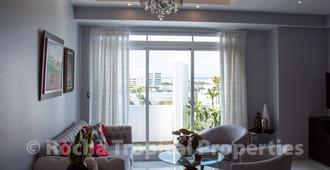 Ocean View Apartment in the heart of Santo Domingo - Santo Domingo - Sala