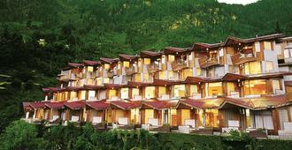Manuallaya The Resort & Spa - Manali - Building