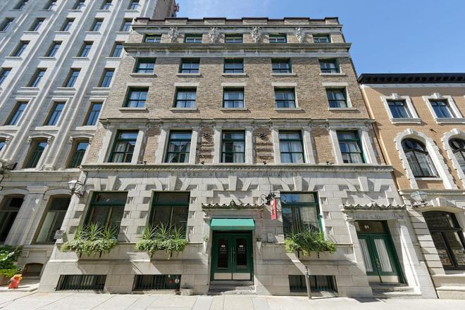 聖皮埃爾奧博格優質酒店 - 魁北克 - 魁北克市 - 建築